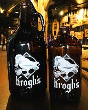 Krogh's created the first brewery in Sussex County.