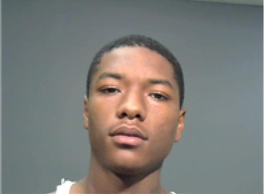 Emanuel T. Holley, 18, of Virginia, was arrested in Fort Lee on Aug. 11.