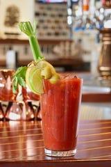 Bloody Mary at The Windlass