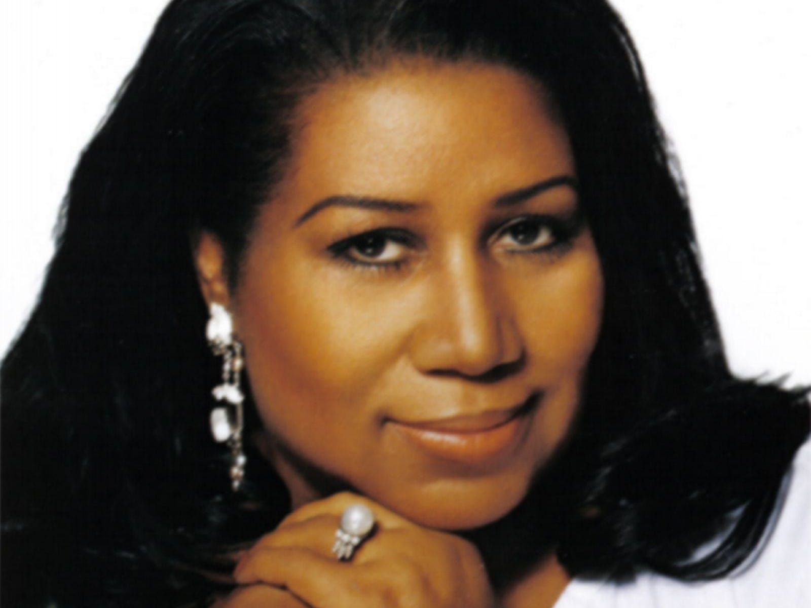 Aretha Franklin in Gospel Fast at Madison Square Garden