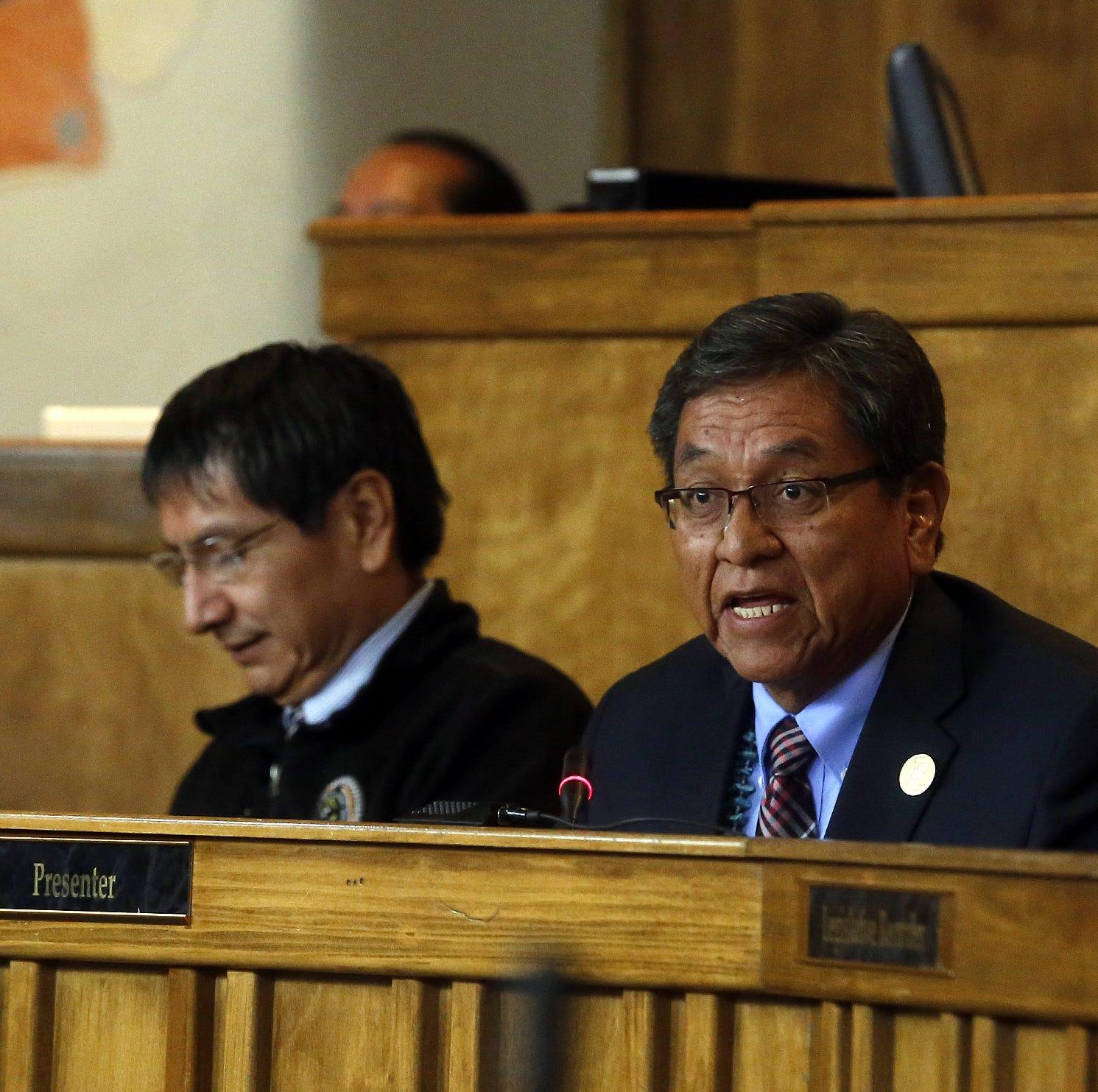 Bills propose referendums for Navajo Nation general election ballot