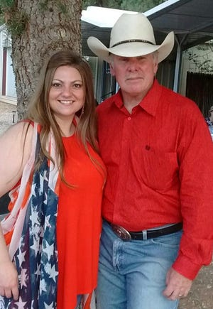 Bob The Fireman and Stacy Skaggs will perform to benefit Lincoln County Firefighters Sept. 7, at Cree Meadows Golf and Country Club.