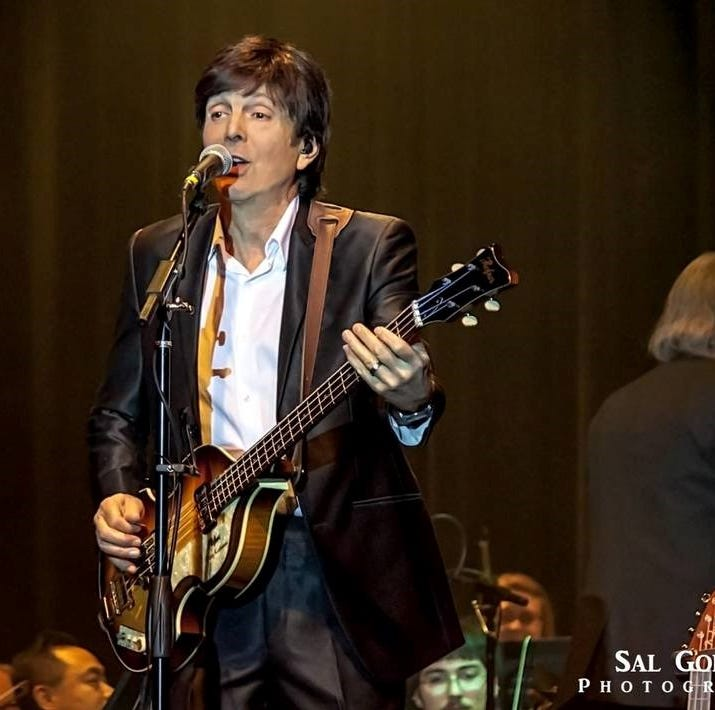 "Tony Kishman's "" Live & Let Die"" celebrates the music of Sir Paul McCartney at Spencer Aug. 18"