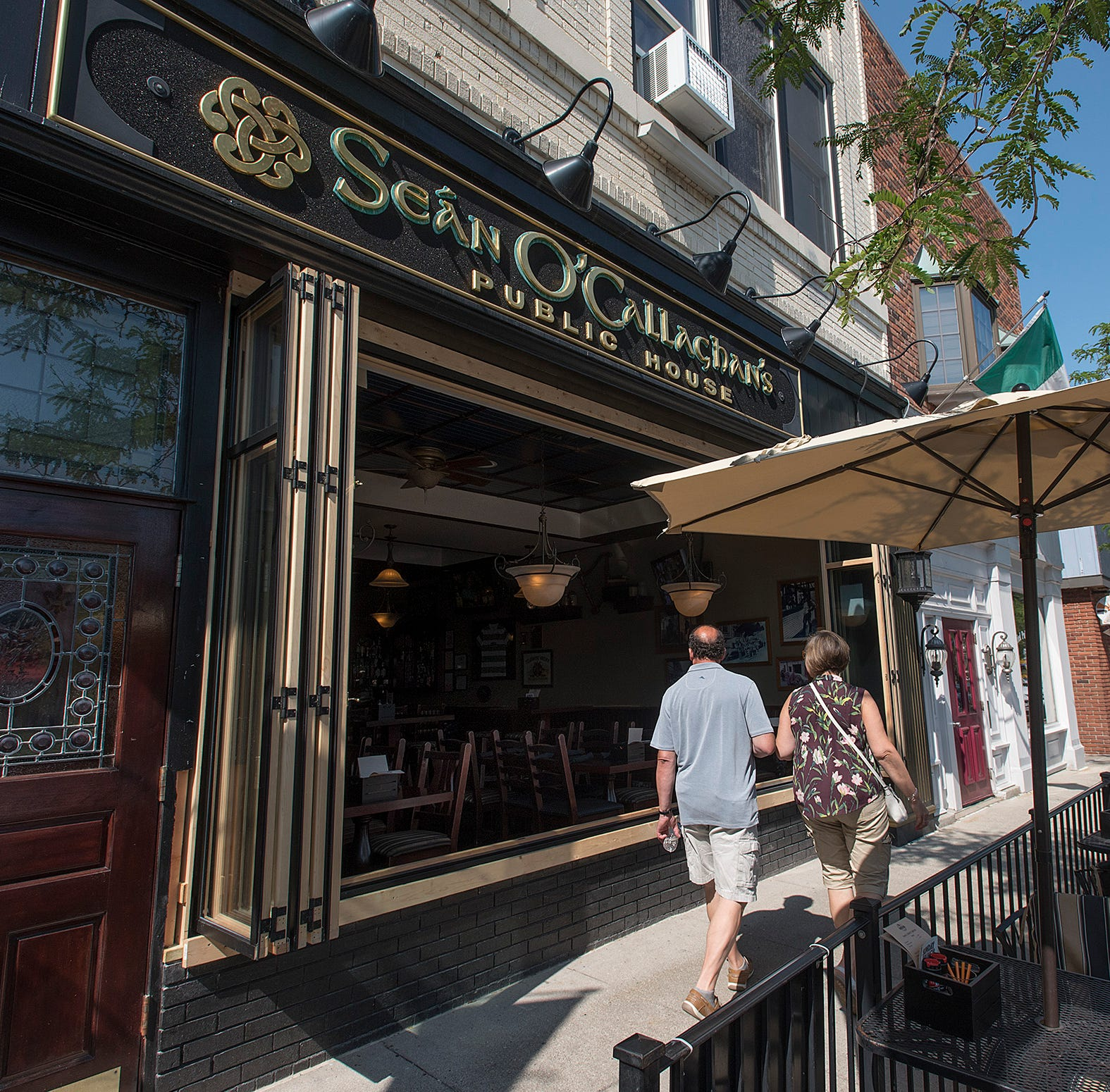 Sean O'Callaghan's Irish pub opens window to future in Plymouth