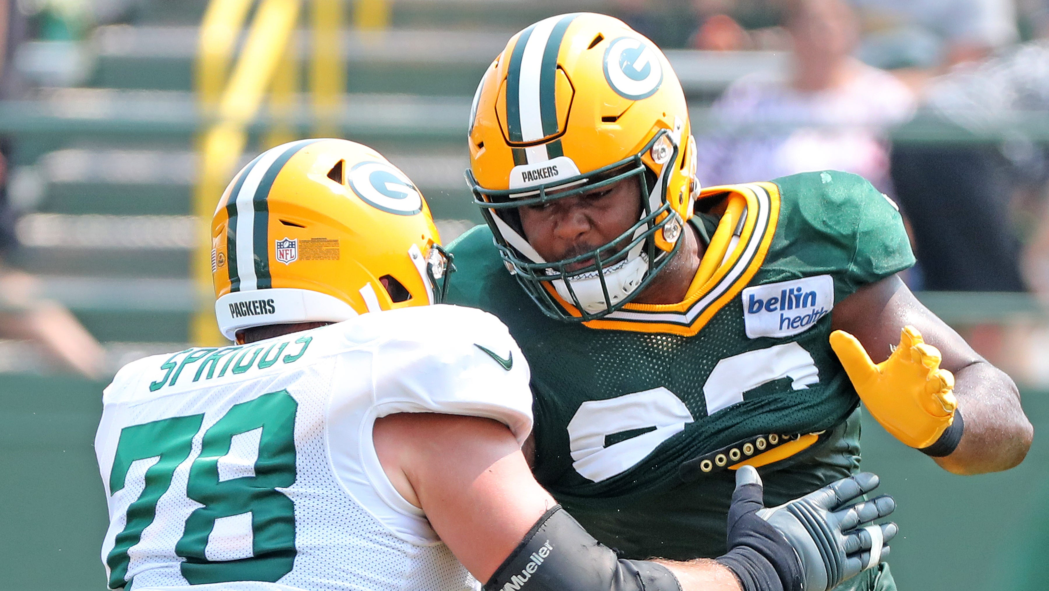 Morning Buzz: Packers back on practice field today