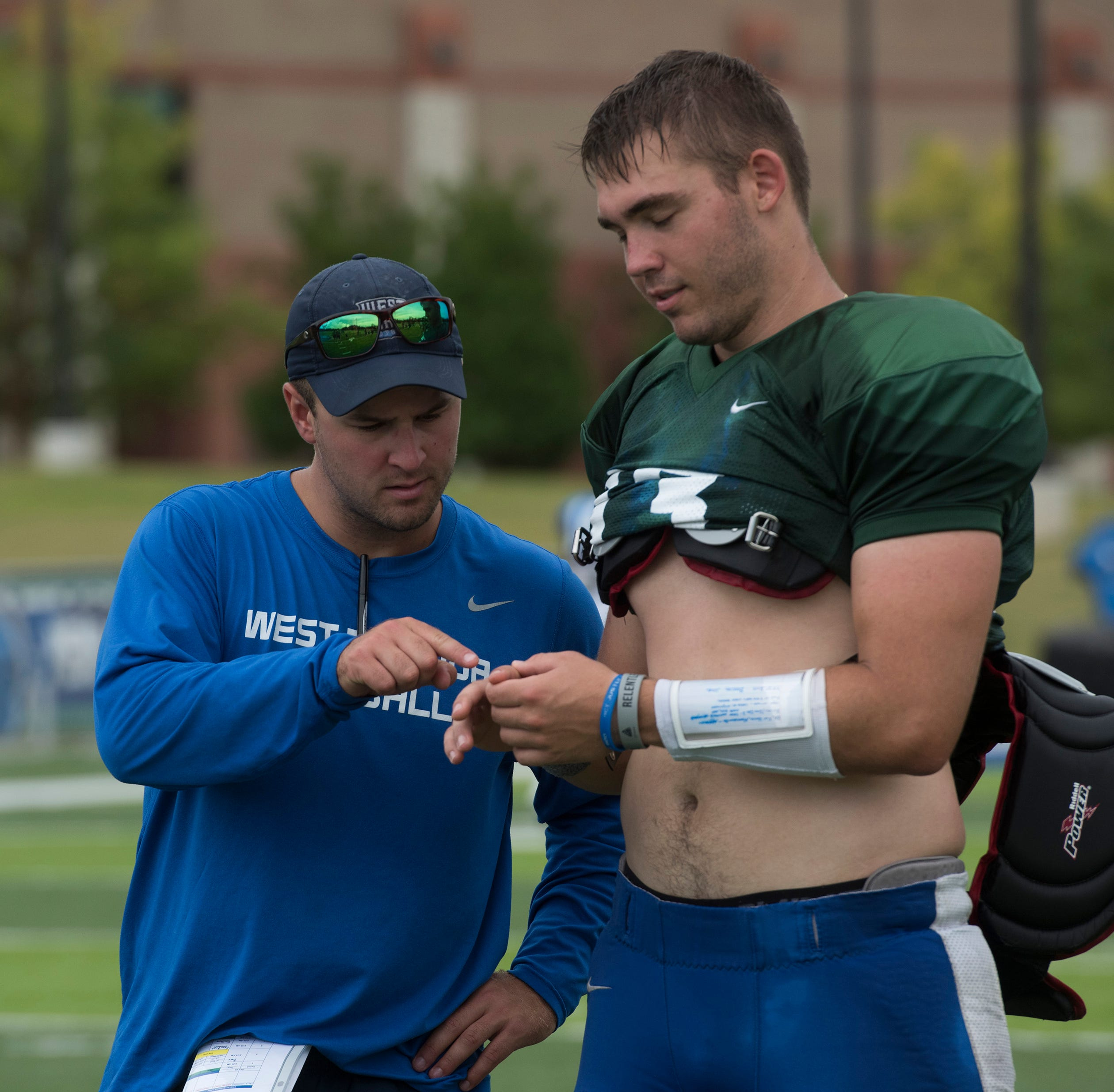 UWF's first quarterback now full-time staff member with Argos