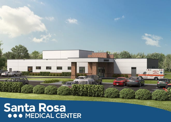 Santa Rosa Medical Center expects to open a freestanding emergency department in Pace in April 2019.