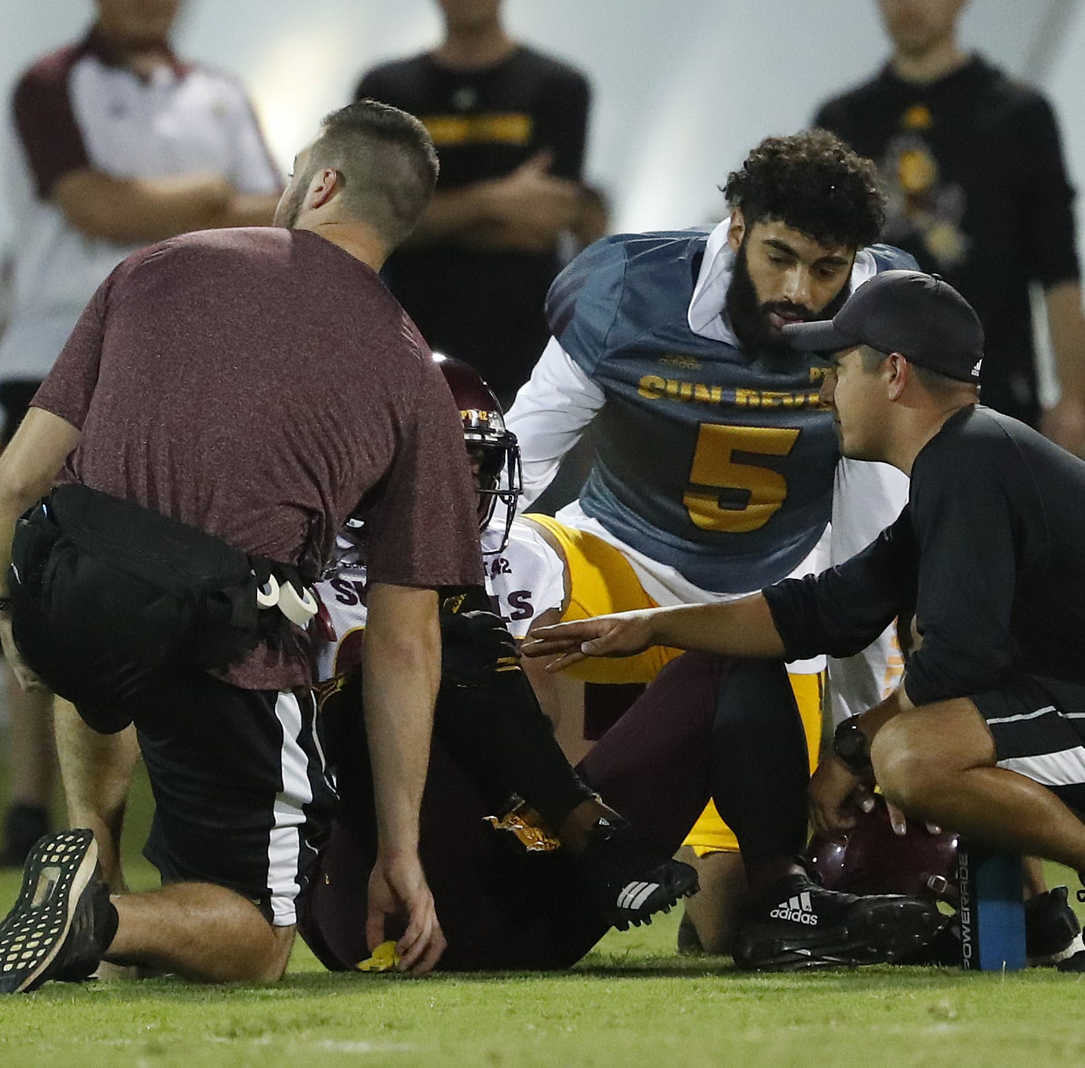 Media day notes: ASU football loses senior safety Tyler Whiley for season