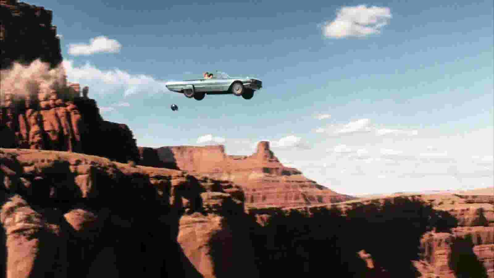 Movies, TV and stunts: The Grand Canyon in pop culture