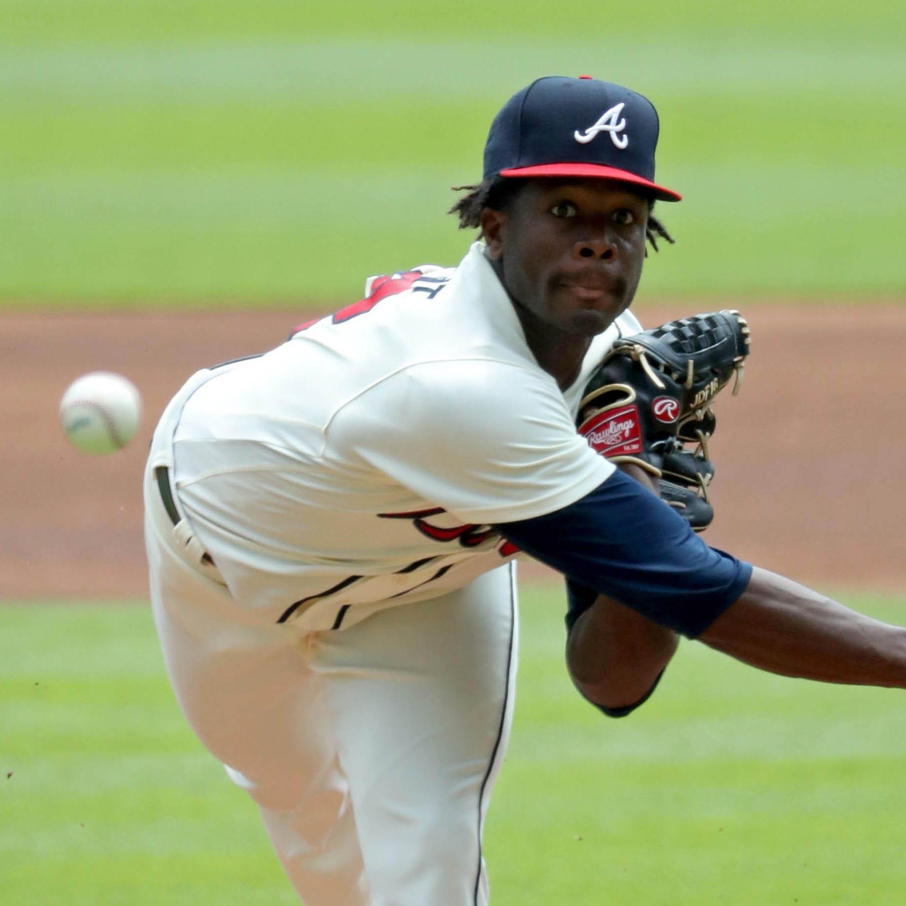 Former Diamondbacks prospect Touki Toussaint shines in MLB debut for Atlanta Braves