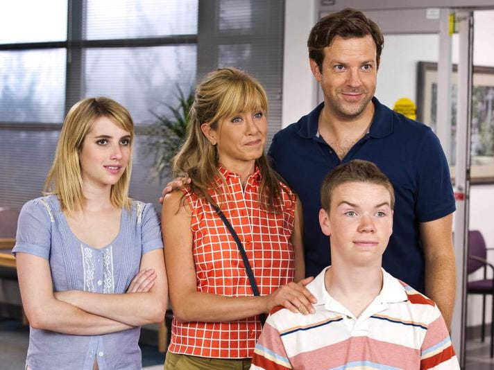 """'We're the Millers' (2013): The makeshift family of misfits assembled by Jason Sudeikis' small-time pot dealer is as phony as a scene depicting the Tucson International Airport. An eagle-eyed Reddit user called out the Southwestern-style locale as none other than the Albuquerque International Sunport.  One user, C3PO1Fan, wrote, """"I always thought it was funny how much money New Mexico spends in Southern Arizona to encourage tourism to their state, since it seems like you are pretty much visiting the place you left and the fact that Hollywood agrees makes it even better."""""""