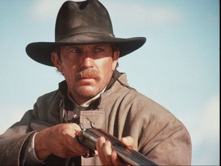 """'Wyatt Earp' (1994): A biopic on the Old West lawman, Kevin Costner's 1994 box office floparrived in the wake of the Arizona-set """"Tombstone"""" that focused on the gunfight at the O.K. Corral. Unlike the ensemble 1993 film, """"Wyatt Earp"""" didn't film in the """"town too tough to die"""" but at New Mexico's Ghost Ranch."""
