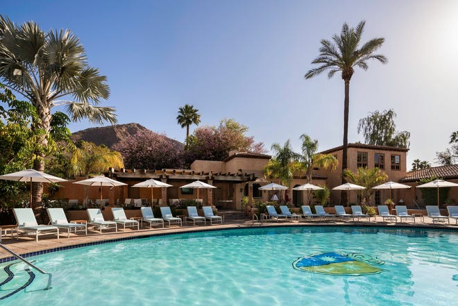 The Royal Palms Resort and Spa in Phoenix.