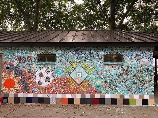 Playground Mosaic 2