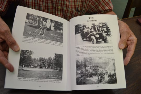 """""""Sandusky's Photographer"""" features chapters on locations within Sandusky and Ottawa counties, including this chapter on Fremont."""