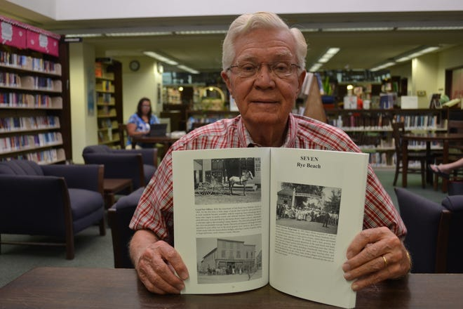 "Jim Semon authored ""Sandusky's Photographer"" with Jeff Brown and Roger Dickman. The book is available for purchase at Rutherford B. Hayes Museum in Fremont; Mad River &NKP Railroad Museum in Bellevue; The Kelleys Island Historical Association; and The Maritime Museum of Sandusky."
