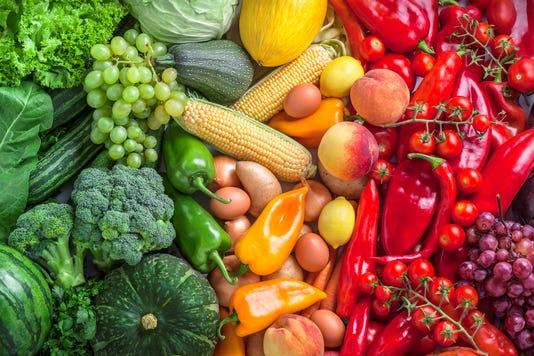 STOCK-Fruits&Vegetables
