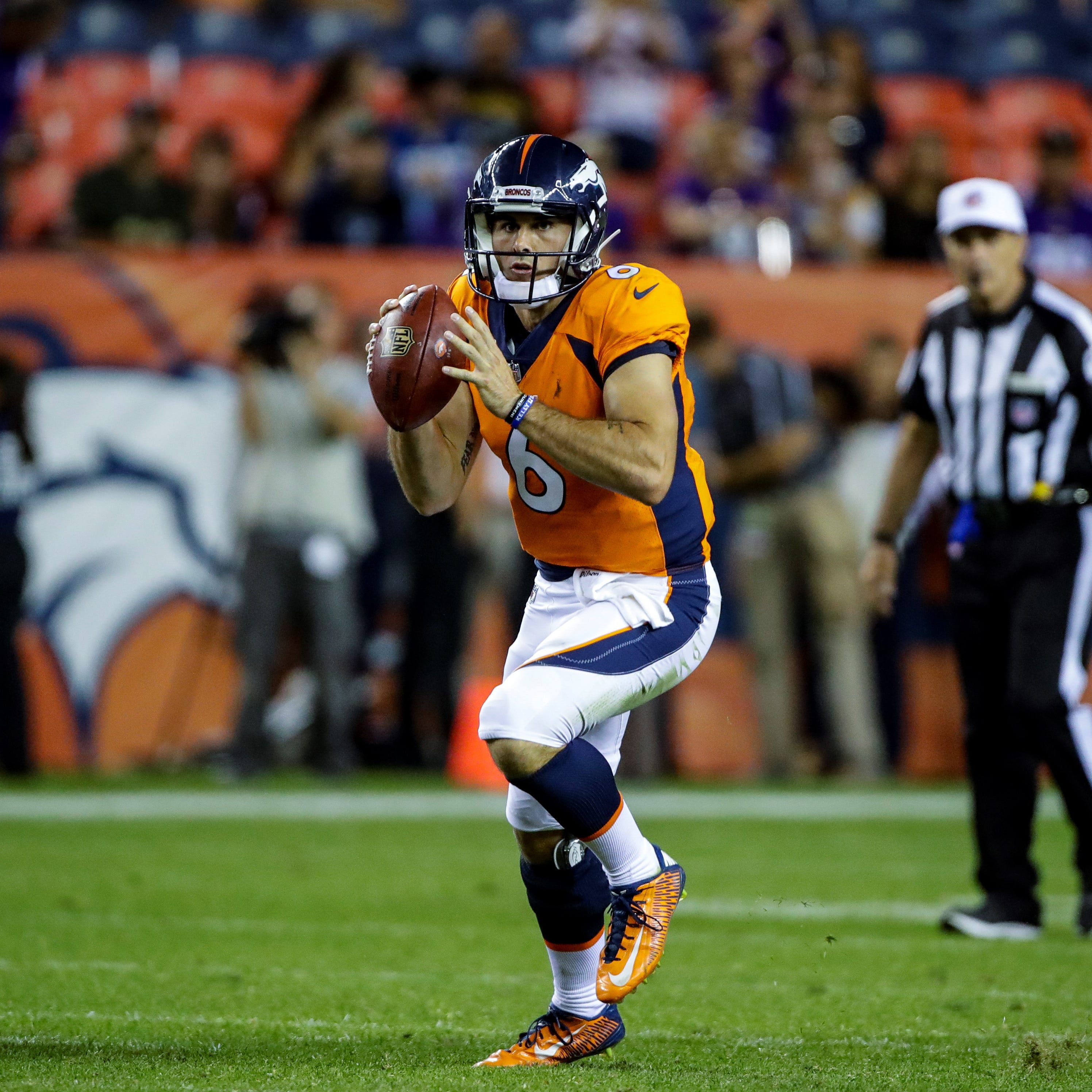 Ex-Red Lion QB Chad Kelly stays focused as fans chant his name after stellar Broncos debut