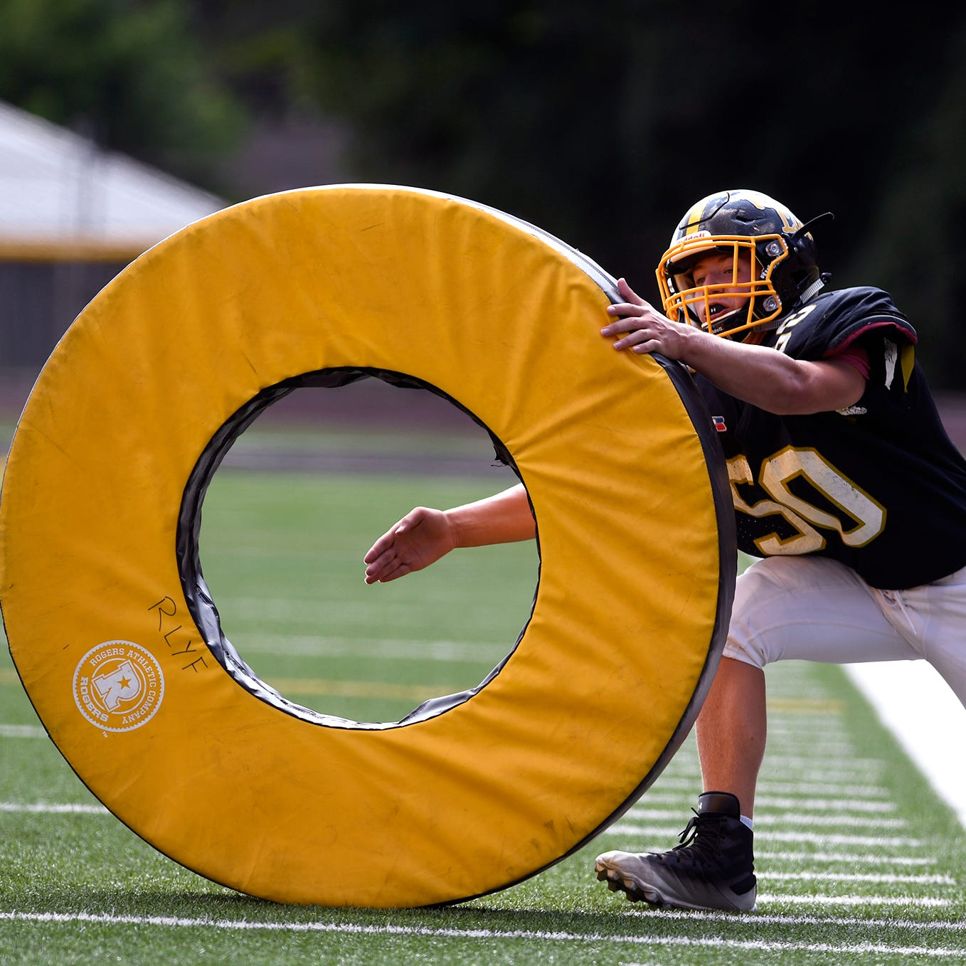 Red Lion High School football team prepares for season with altered schedule, new QB