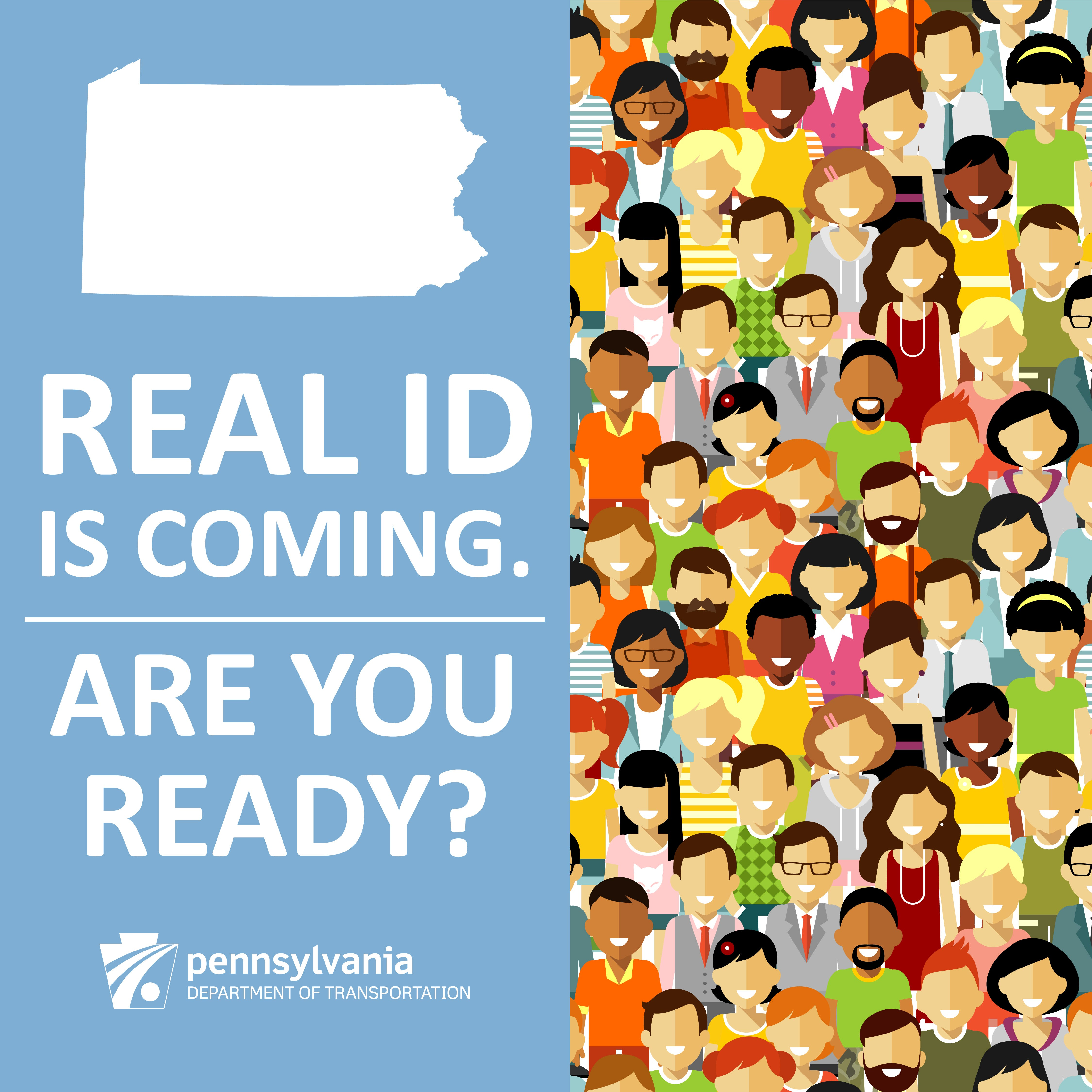Real IDs have arrived in Pennsylvania: Here's what you need to know