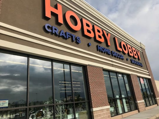 A new Hobby Lobby opened at West Manchester Town Center on Aug. 13.