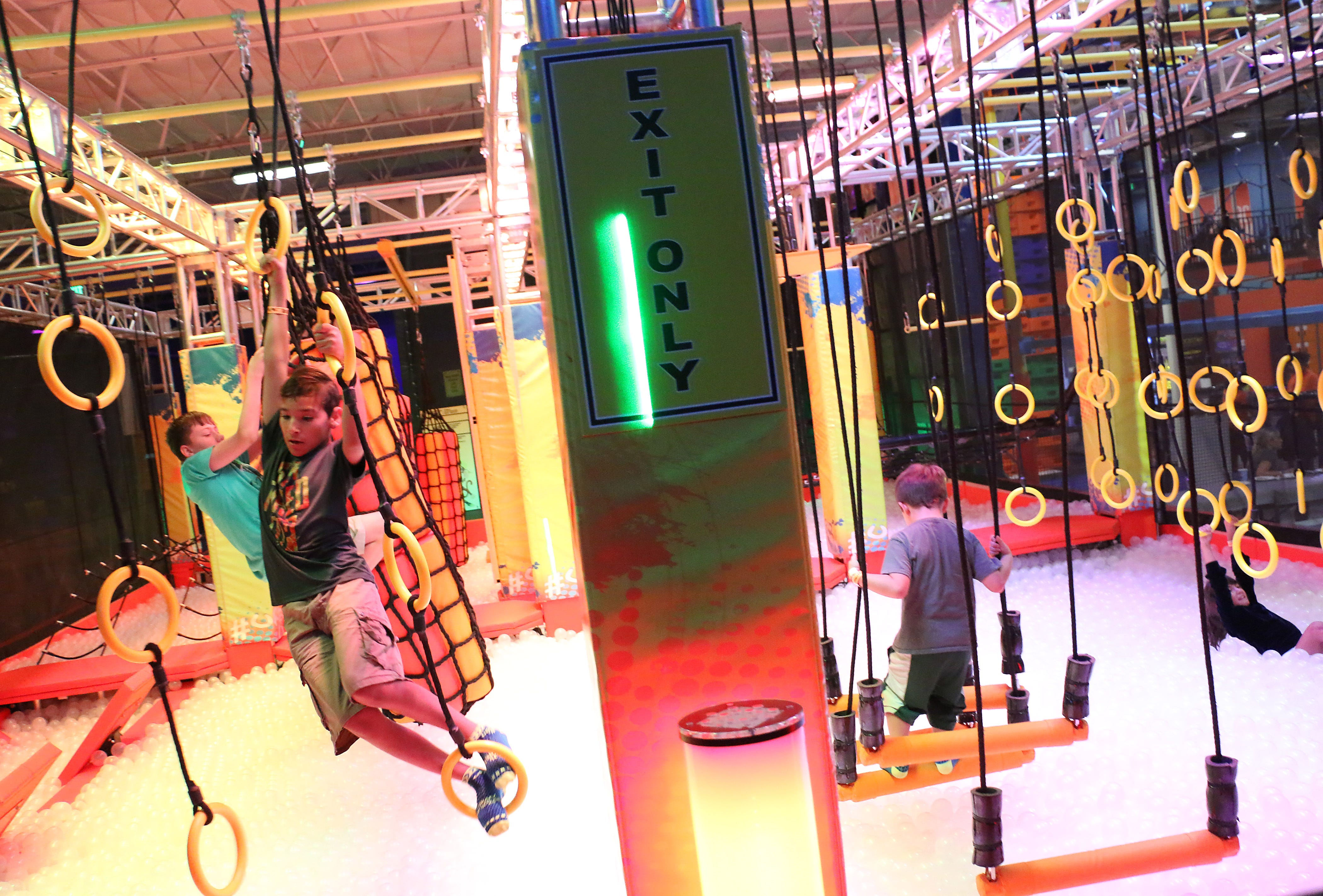 Reno Urban Air Adventure Park For All Ages