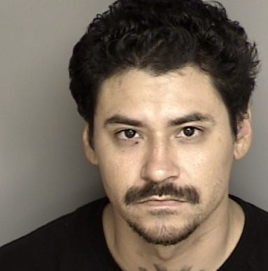 Suspected burglar, gang member caught with guns and drugs, Salinas police say