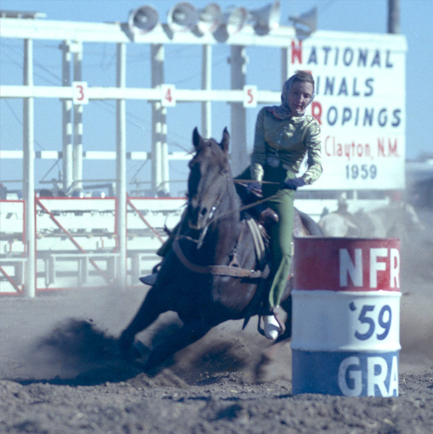 San Angelo rodeo legend inducted into pro hall of fame
