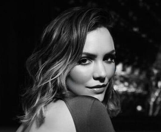 Katharine McPhee will perform in Kohler on Saturday, Nov. 3, 2018.