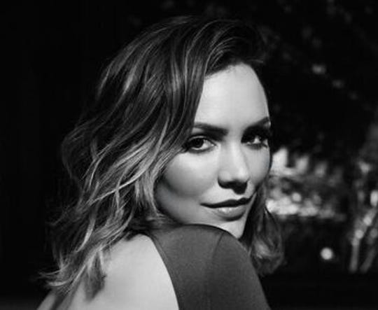 Katharine McPhee will perform in Kohler on Saturday, Nov. 3, 2018.