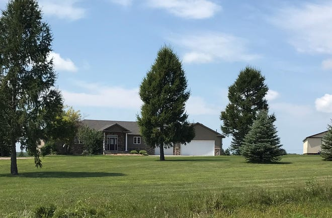 This home northeast of Renner topped the Minnehaha County sales list for the week ending June 22. The five bed, three bath home on 20 acres of land sold for $758,500.