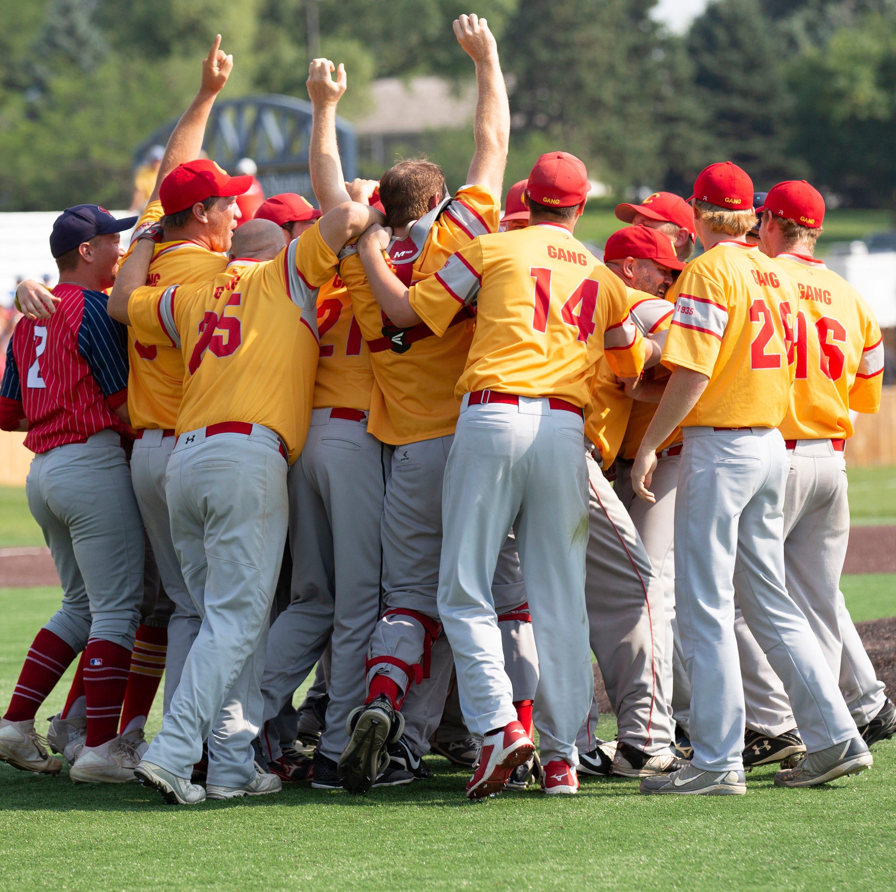 Canova Gang claim Class B state amateur baseball title