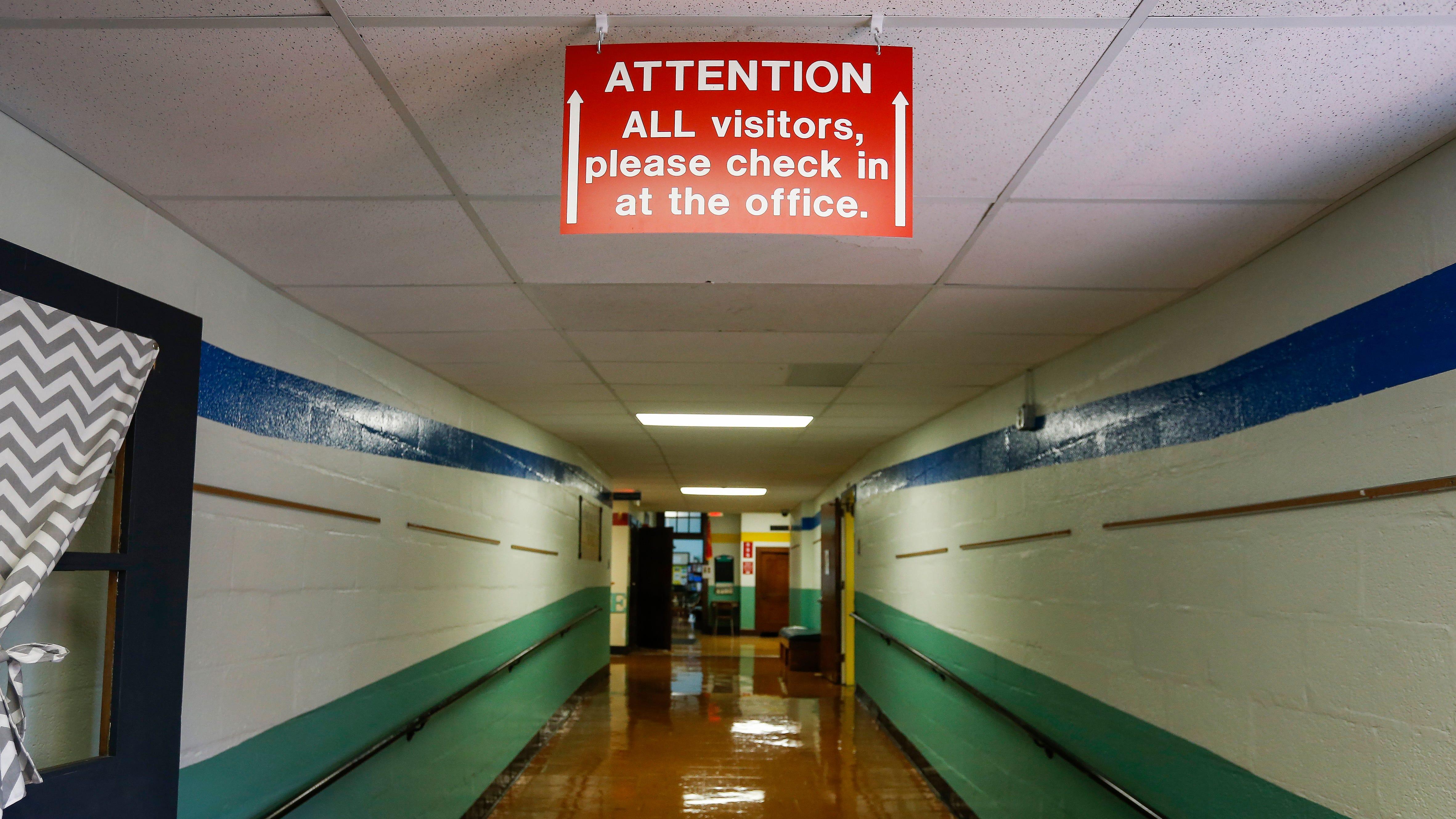 Springfield district: In 37 of 51 school buildings, secure vestibule 'doesn't exist'