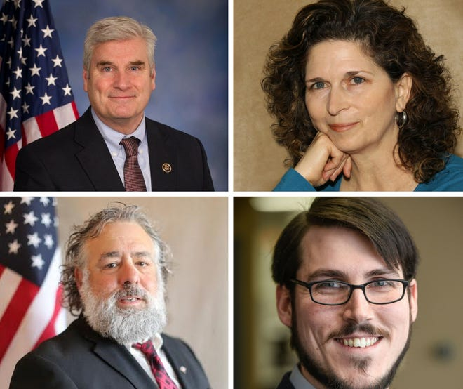 The candidates for U.S. House District 6