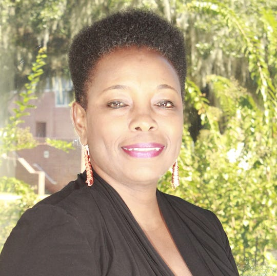 Valencia E. Matthews, dean of the College of Social Sciences, Arts and Humanities at Florida A&M University.