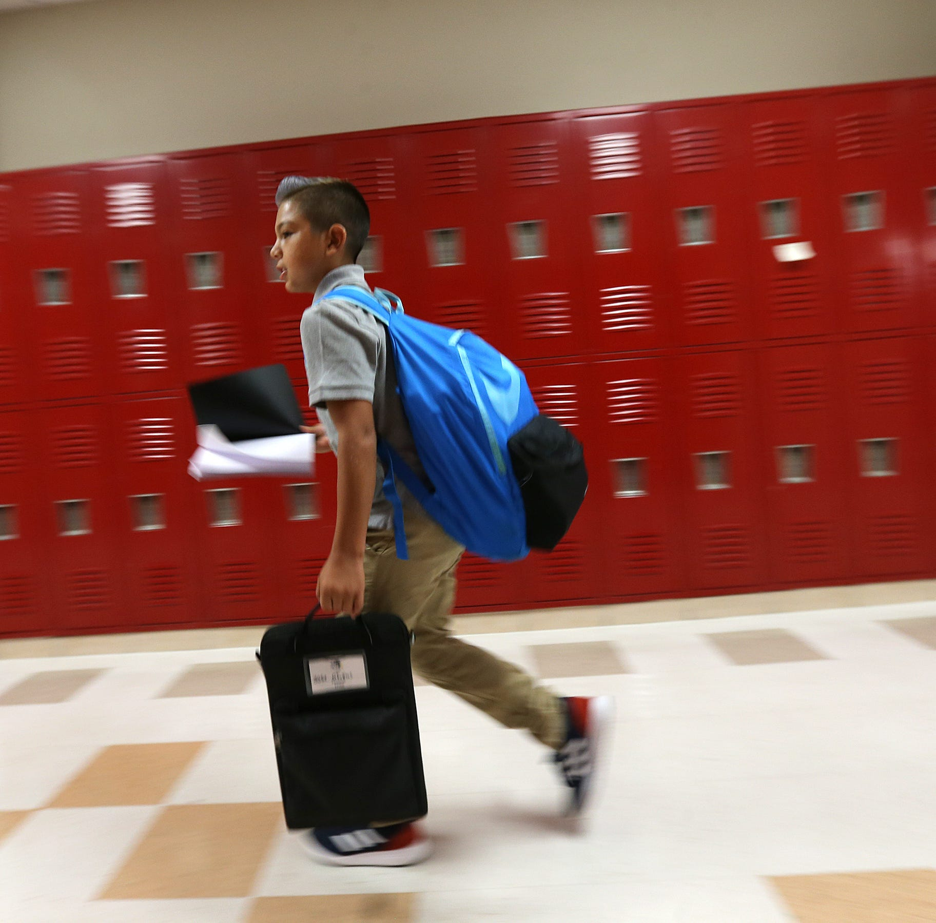 Back to school: Summer over for students in El Paso district, 4 others today