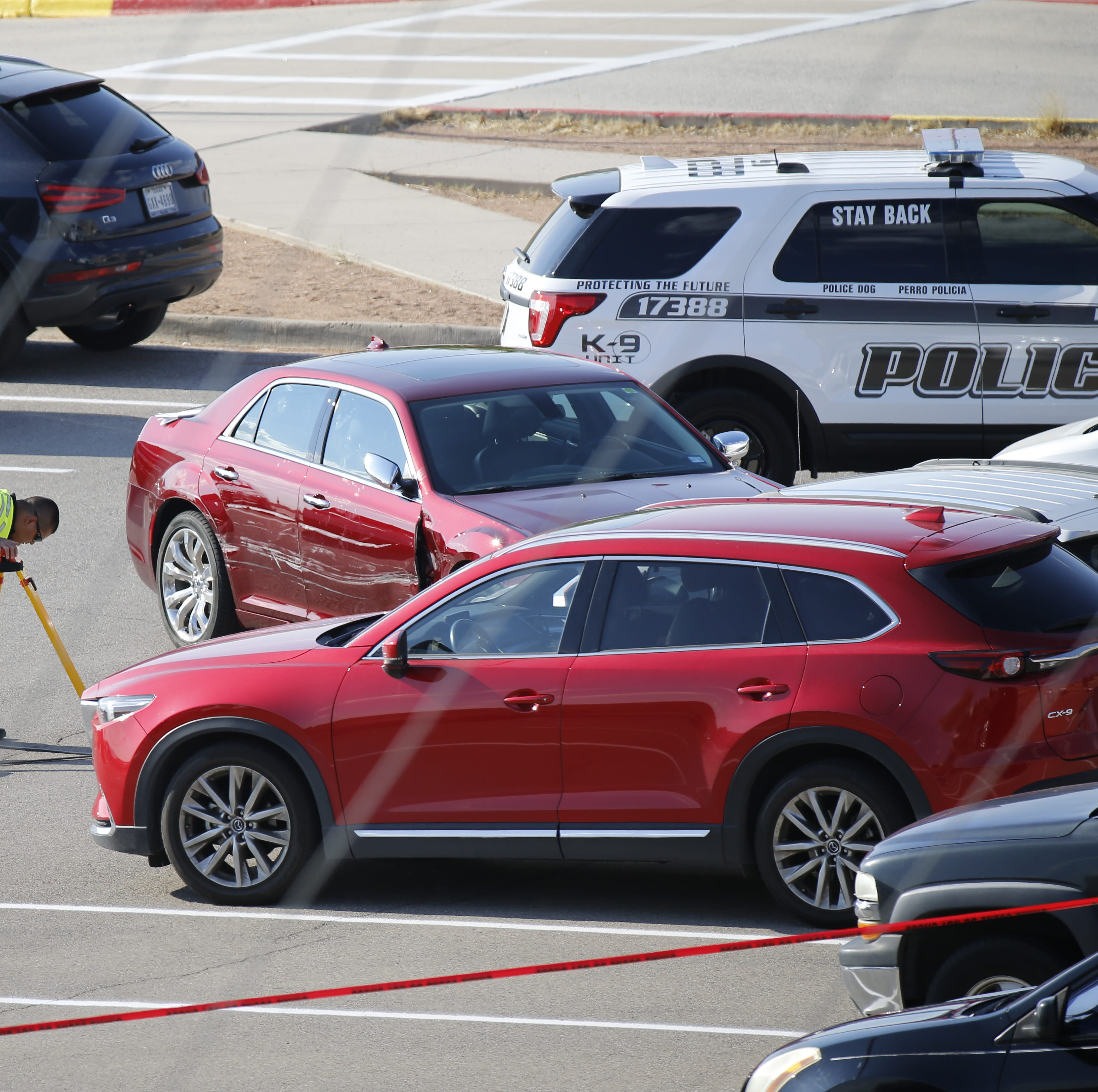 Mother killed by car at Tippin Elementary School in West El Paso