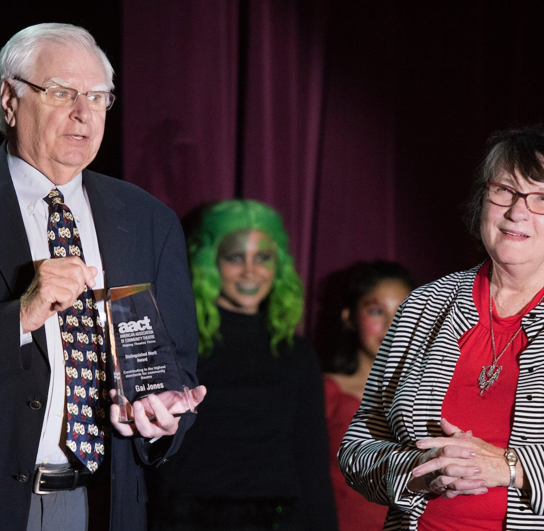 Ojai theater icon receives Distinguished Merit Award