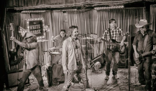Texas cowpunk legends Hickoids play at Red Cove Aug. 23 with their local counterparts Jackass.
