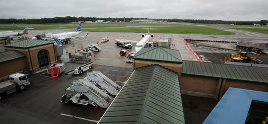 Westchester County Airport Aug. 13, 2018.