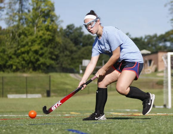 Suffern coach Gaby Somma is hoping for big things from senior captain Kate Lenihan, among others.