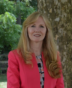 Stephanie Hansen is a Democrat running for state Senate, District 10