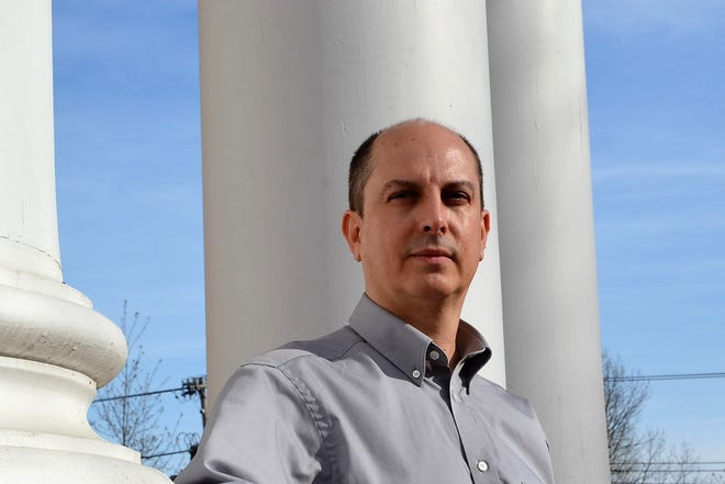 Demitri Theodoropoulos is a Green Party candidate for U.S. Senate.