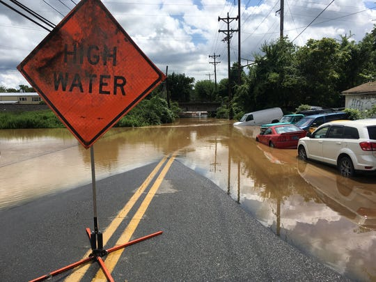 Heavy rain this summer caused significant flooding in upstate Delaware.