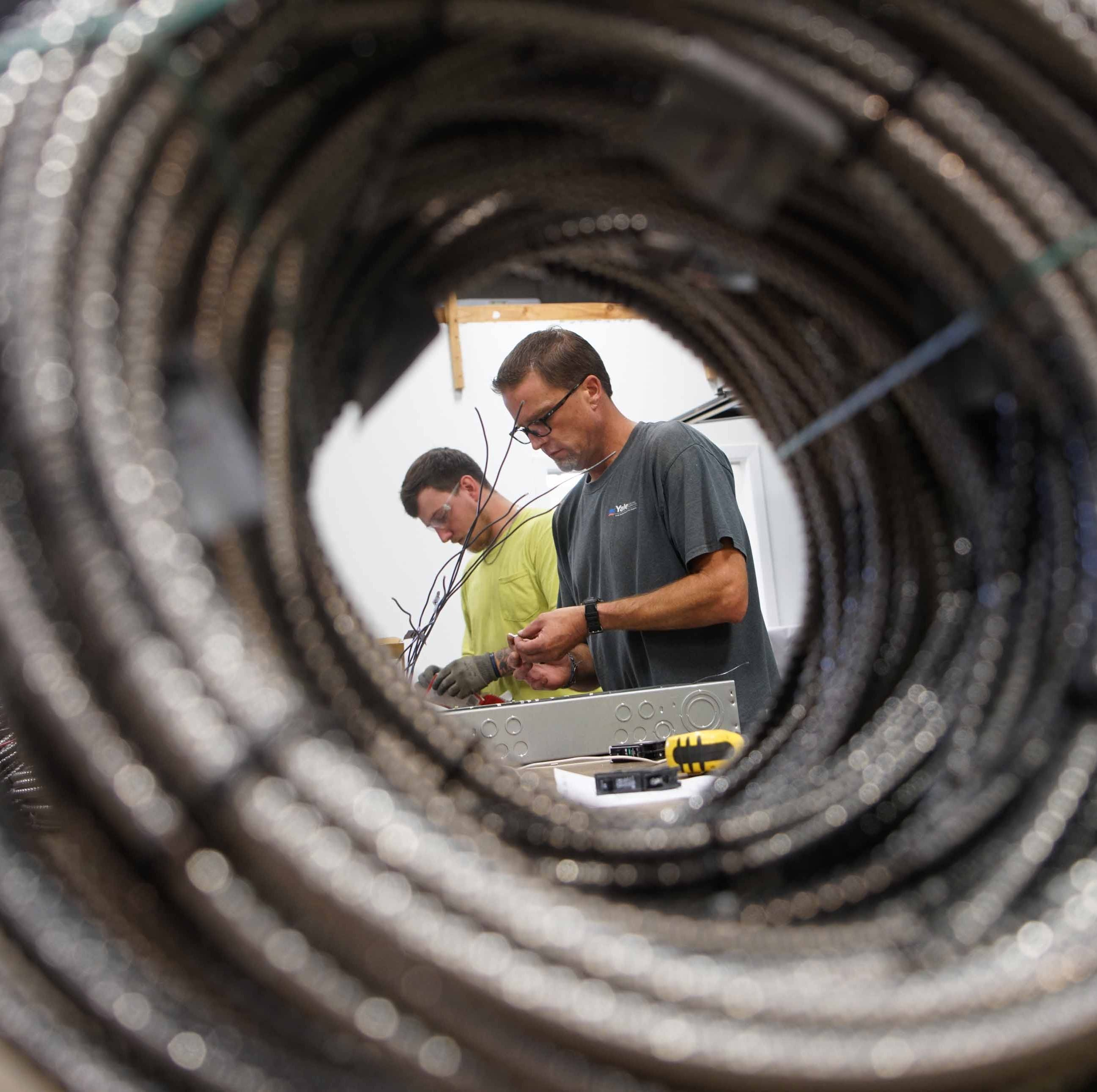 At Nickle Electrical Co., family-first approach earns company high marks