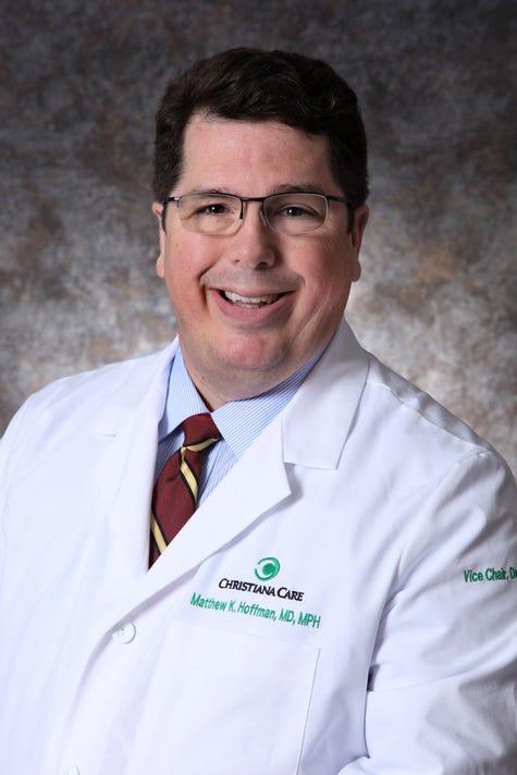 Dr Matthew Hoffman 0418