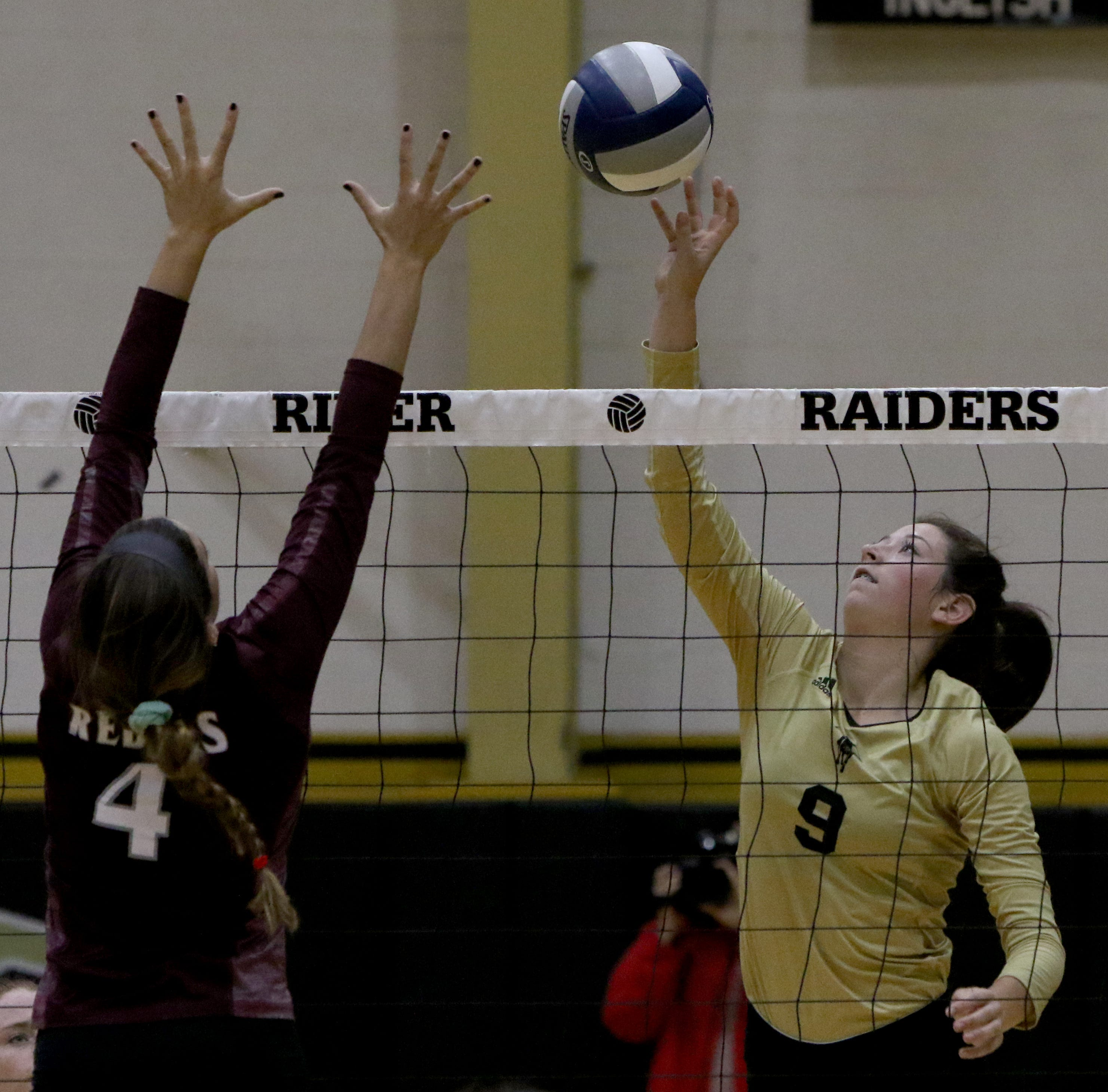 TRN Sports Volleyball Scoreboard: Rider beats two 6A teams; Notre Dame defeats Vernon