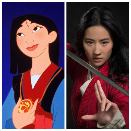 "Yifei Liu takes the title role in Disney's live-action ""Mulan."""