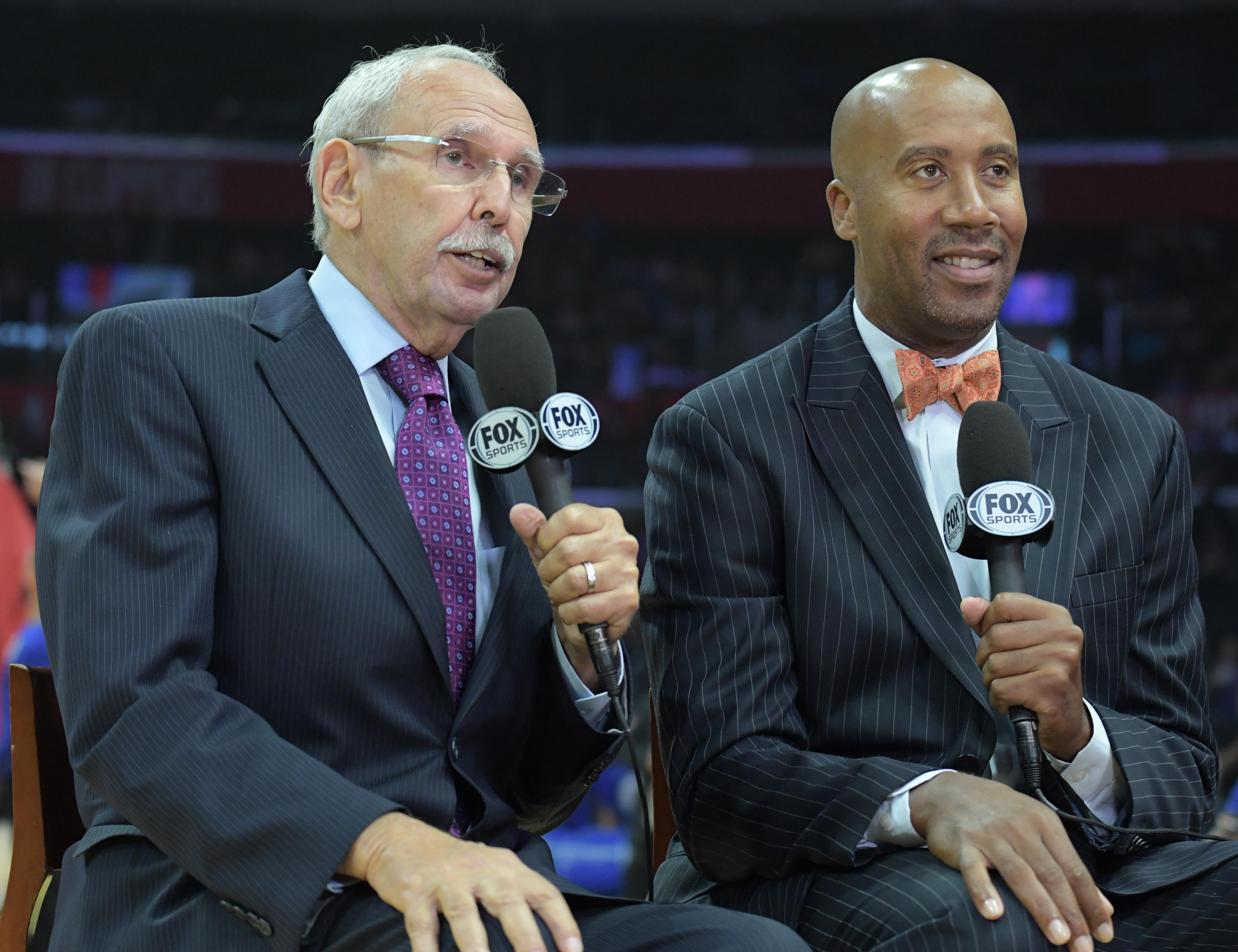 Clippers don't renew TV analyst Bruce Bowen's contract after Kawhi Leonard comments