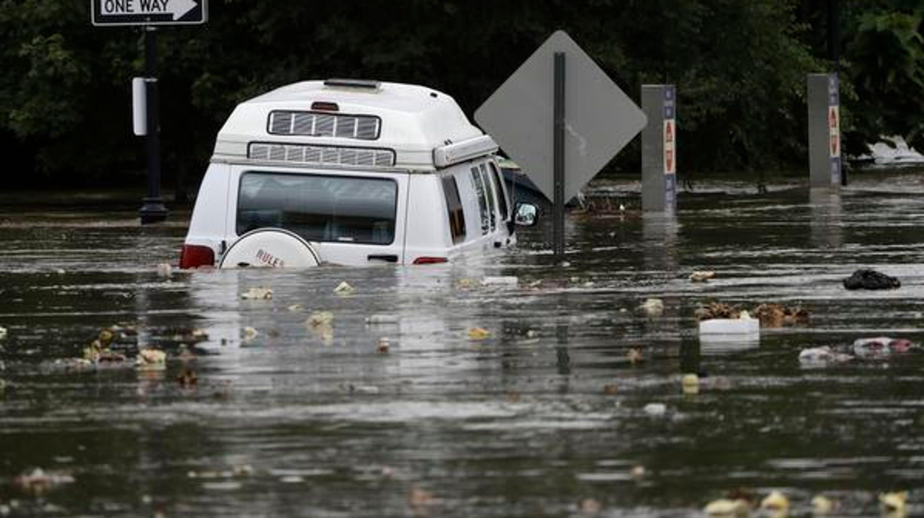 Pennsylvania flooding: Drenching rain wreaks havoc across state